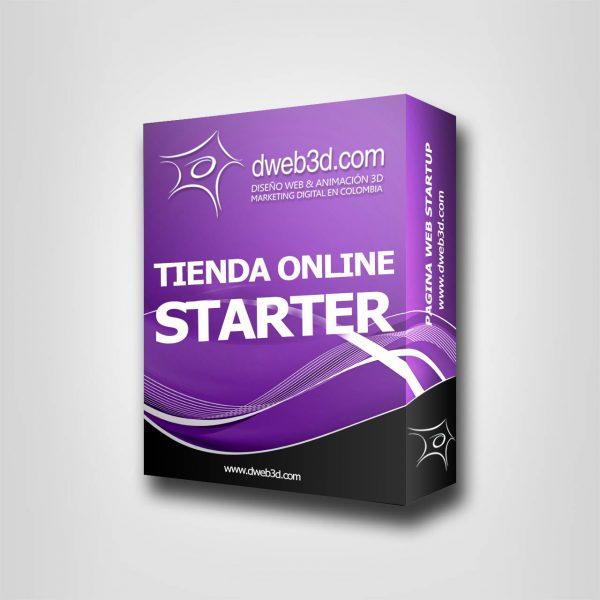 comprar diseño de tienda online starter